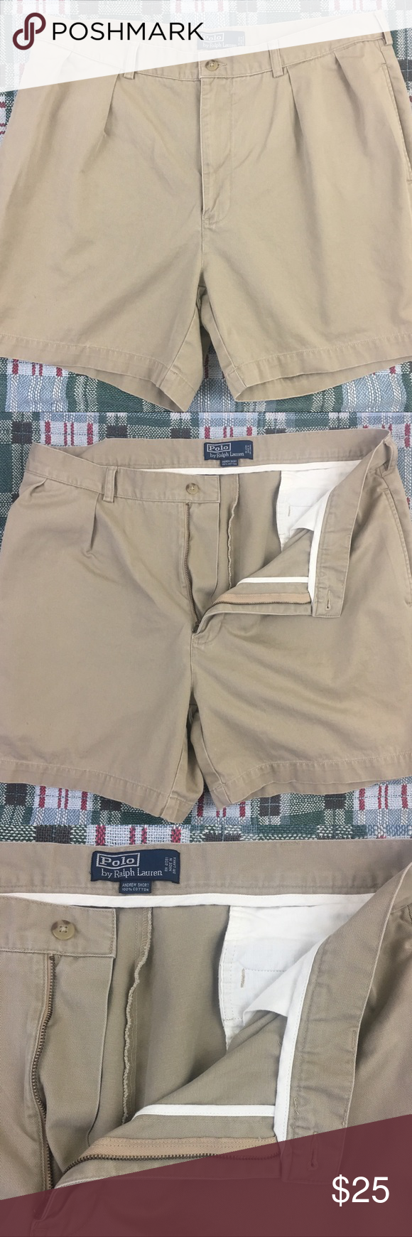 Polo by Ralph Lauren Andrew Short Chino Style 38 Brand: Polo by Ralph Lauren, Andrew Short, Chino  Condition: This item is in Good Pre-Owned Condition! There are NO Major Flaws with this item, and is free and clear of any Noticeable Stains, Rips, Tears or Pulls of fabric. Overall This Piece Looks Great and you will love it at a fraction of the price!  Material: 100% Cotton  Size: 38 Waist 💥Top Rated Seller 💥Top 10% Seller 💥Top 10% Sharer 💥Posh Mentor 💥Super Fast Shipping Polo by…