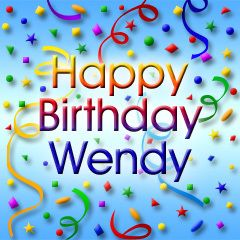 Myxer Wallpaper Happy Birthday Wendy With Images Happy
