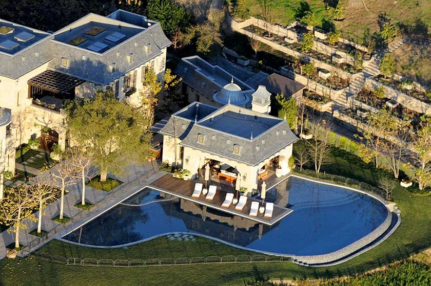 Dr Dre S La Mansion Which He Purchased Off Tom Brady For 40