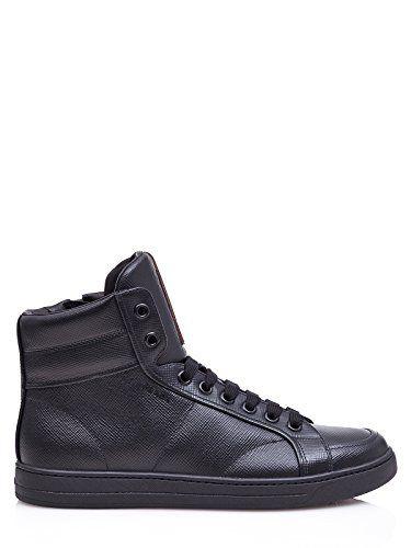 Hight Top Sneaker von Prada schwarz - 41(DE) / 41(IT) / 41(EU) Prada http://www.amazon.de/dp/B00OBGY3A2/ref=cm_sw_r_pi_dp_xZQFub155B5GD