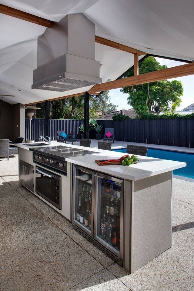 Pinsilvia Lc On Outdoors Ideas  Pinterest Delectable How To Design An Outdoor Kitchen Inspiration Design