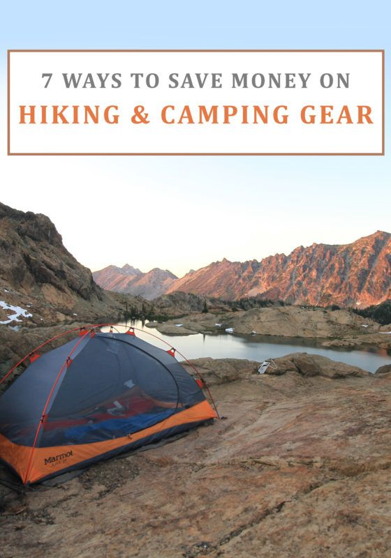 Photo of 7 Ways to Save Money on Hiking & Camping Gear