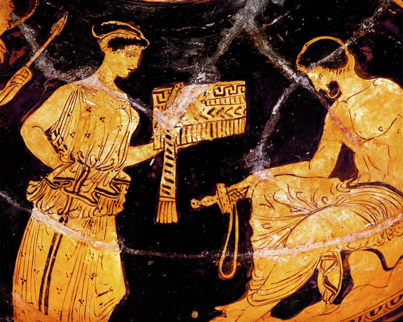 odessey essay In homer's odyssey women and goddesses are consistently playing major roles whether it be cherishing and taking care of the men, or being the cause disaster.