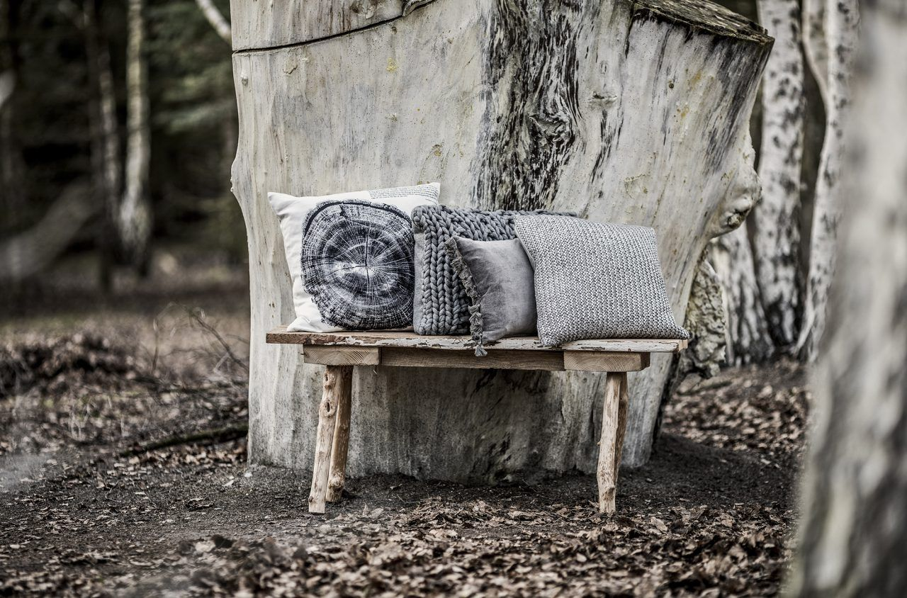 Rustic Scandinavian - Scandinavian simplicity meets the rough-hewn design language of nature   Home decoration, designed by Eightmood   AW16