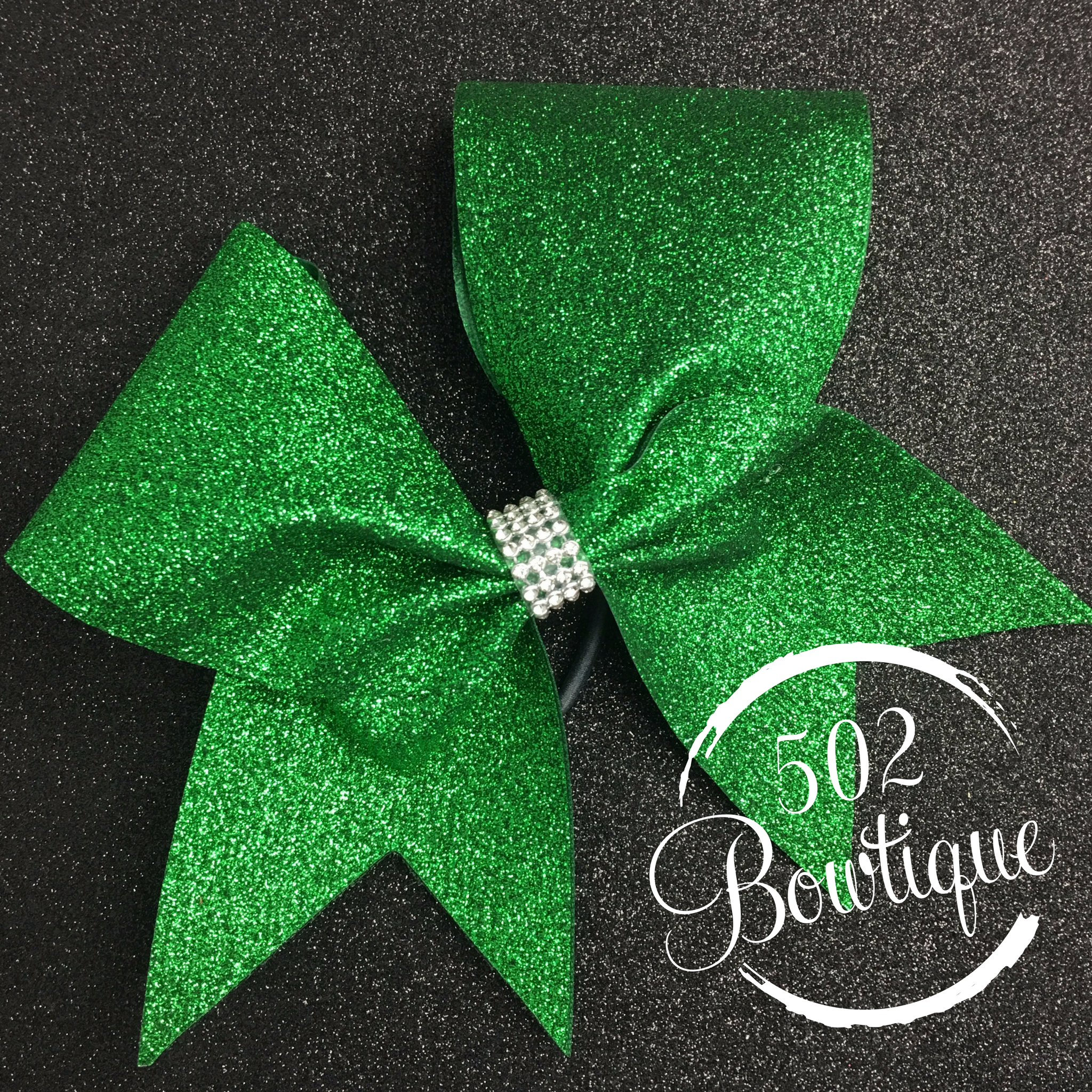Glitter Solid Cheer Bow Cheer Bows Glitter Cheer Bow Bows