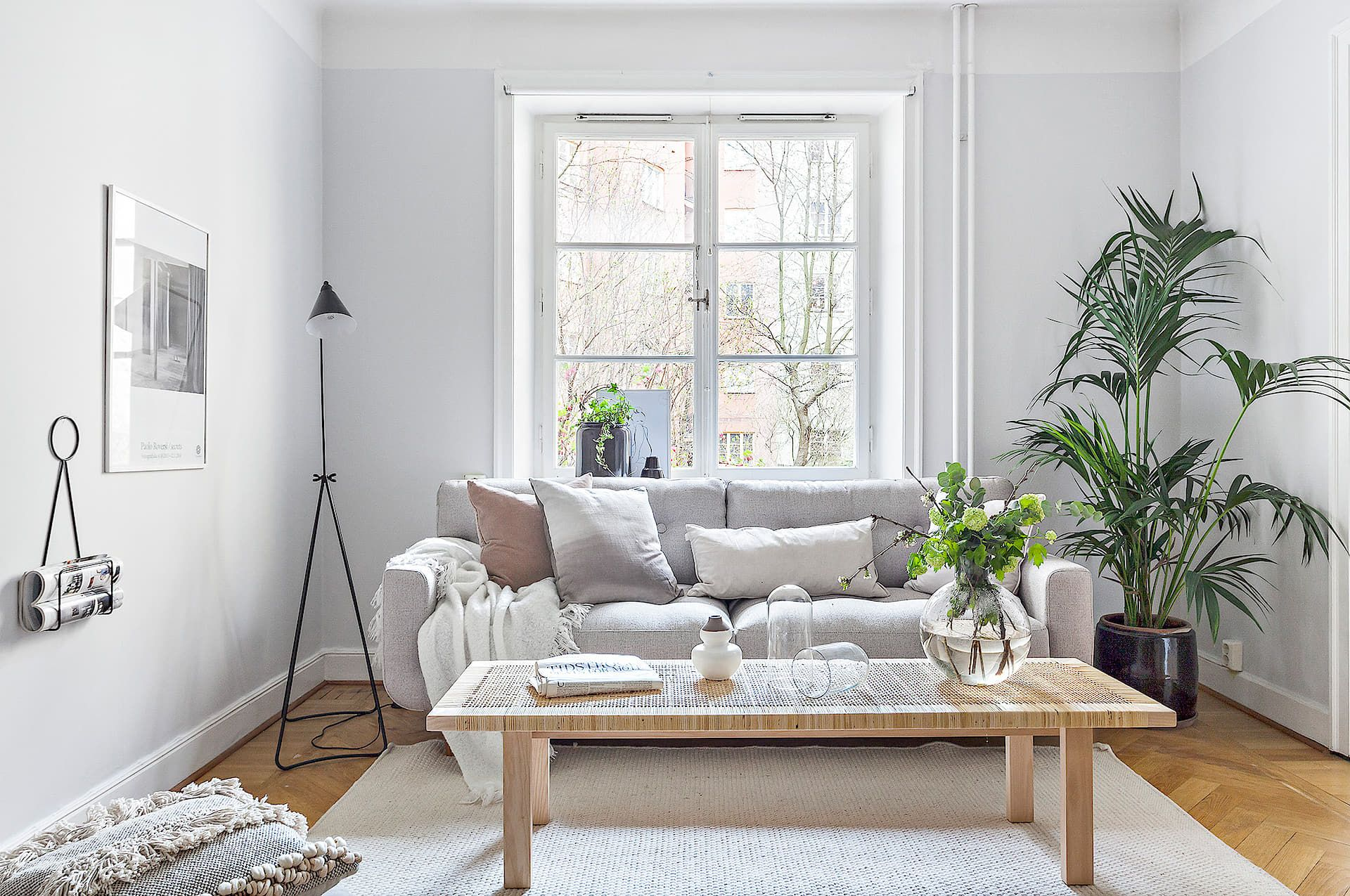 Ikea Stockholm 2017 Bench As A Coffee Table Ikea Vardagsrum