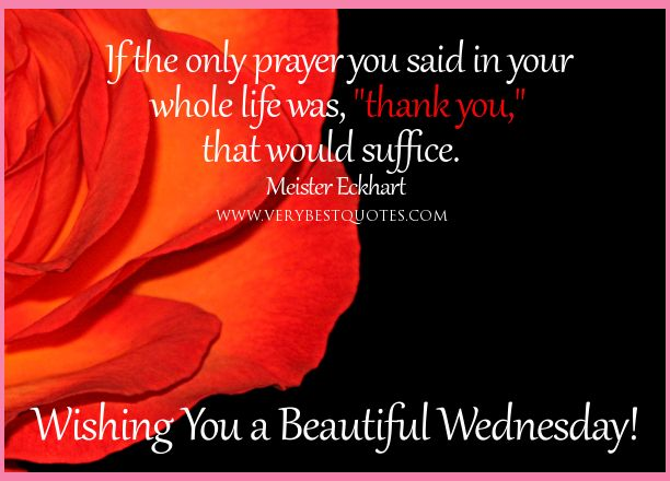 Good Morning Quotes For Wednesday - Google Search