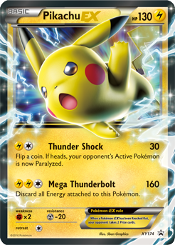 Pikachu Ex Pokemon Pokemon Cards Cool Pokemon Cards