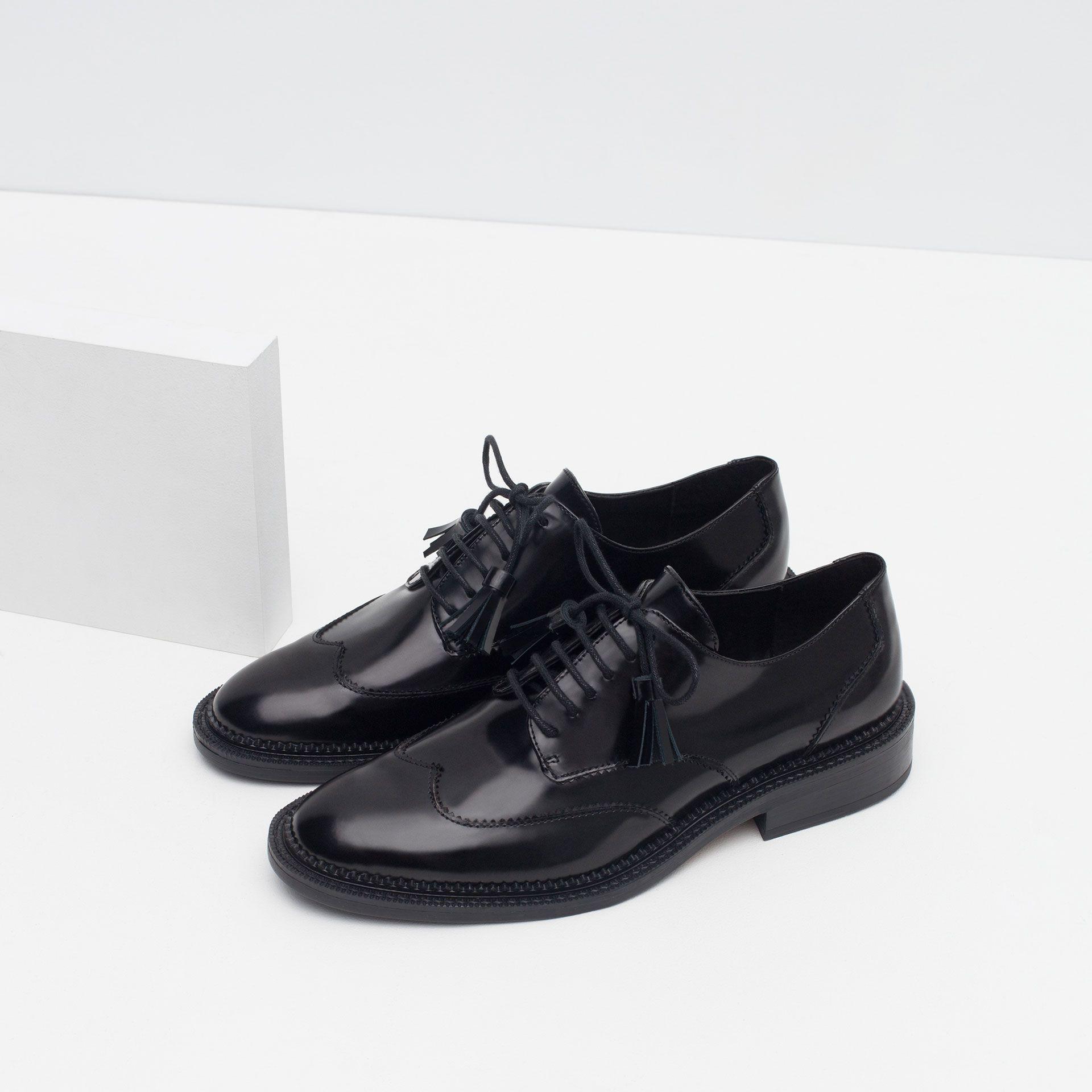 zara Homme Chaussures Chaussure Derby Bleu Daim Zara Man Cuir 1wf7Ox