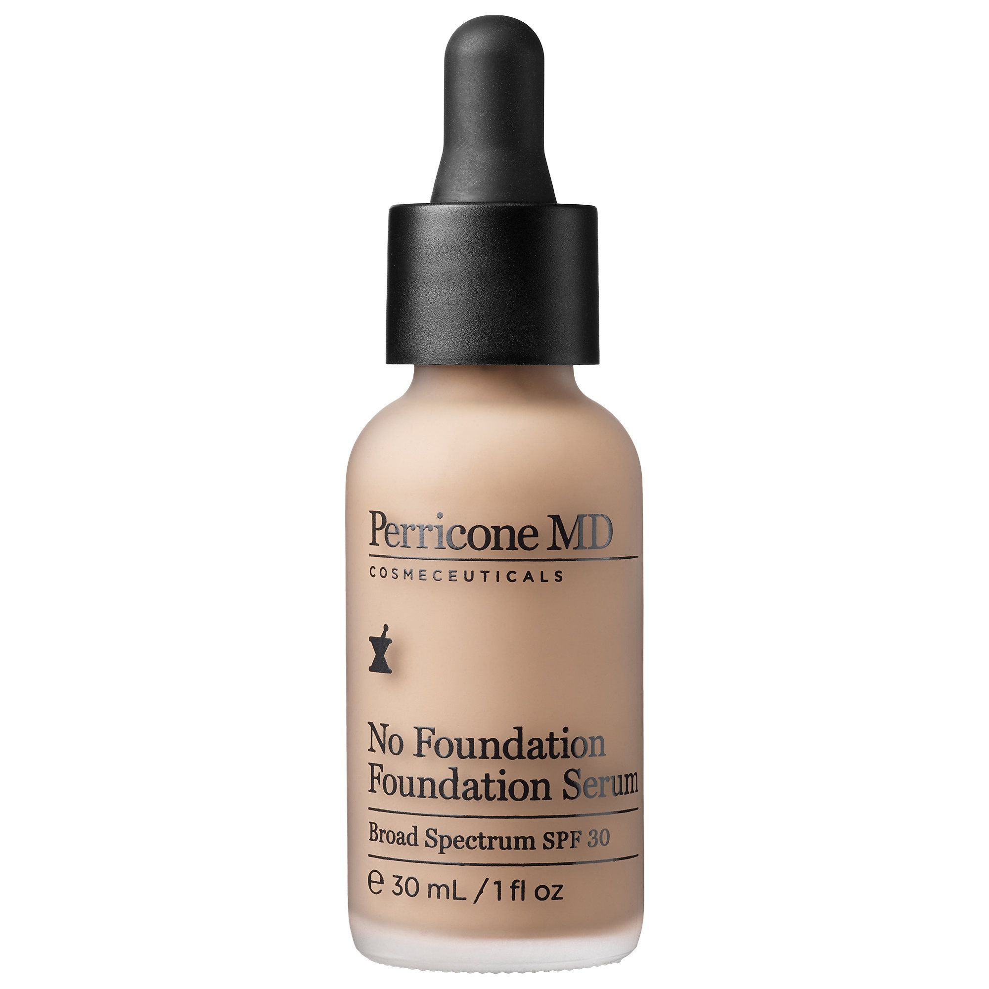 No Makeup Foundation Serum Broad Spectrum SPF 20 (With