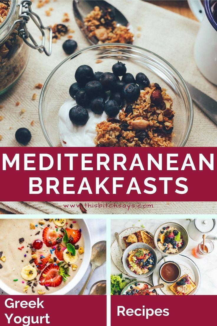 Photo of Griechische Joghurtrezepte für ein mediterranes Diätfrühstück! – Diese Schlampe sagt