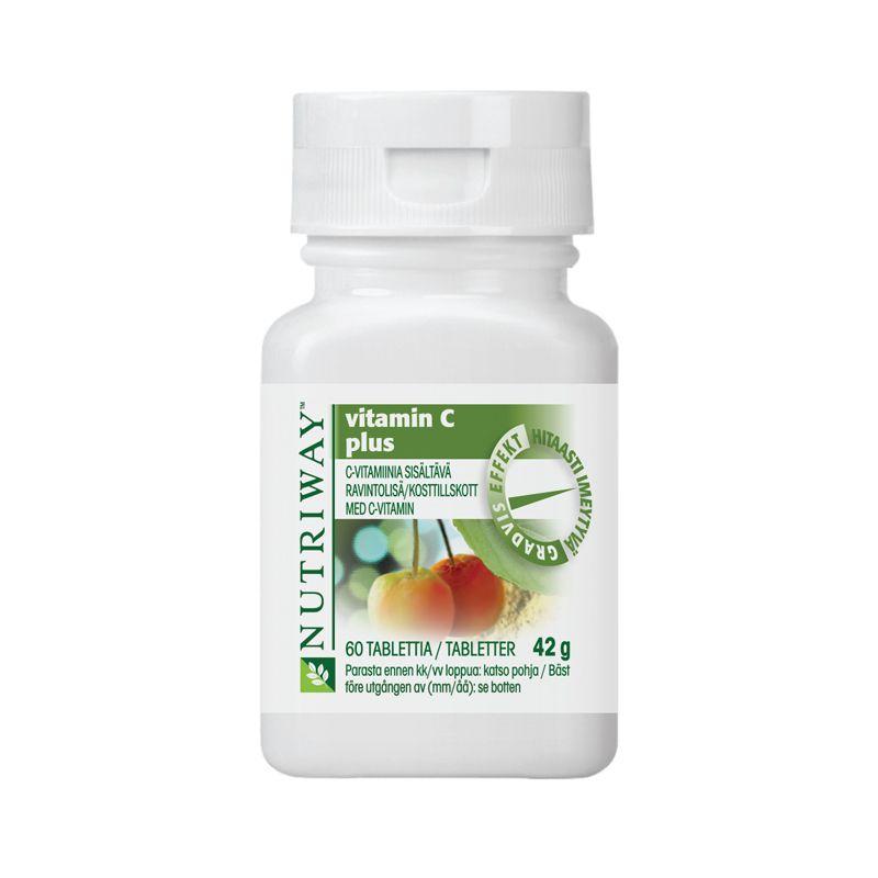NUTRIWAY™ Vitamin C Plus - Extended Release
