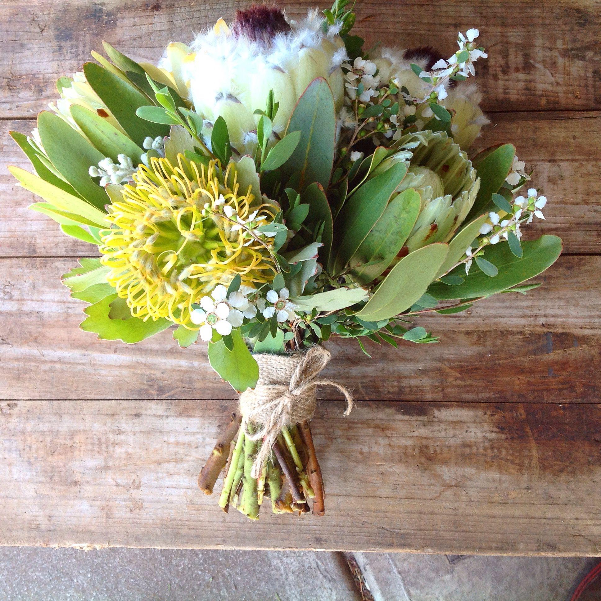 Gorgeous Peninsula Wild Flower Bouquet