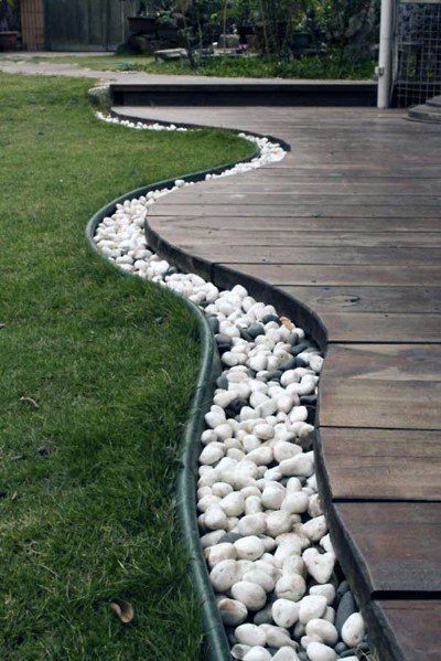 Photo of Top 40 Best Stone Edging Ideas – Exterior Landscaping Designs