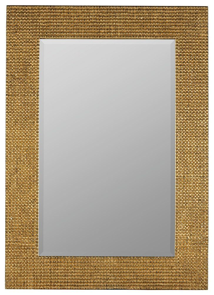 Elwood Oversized Rectangle Wall Mirror | 30 x 42 inches | Oversized ...