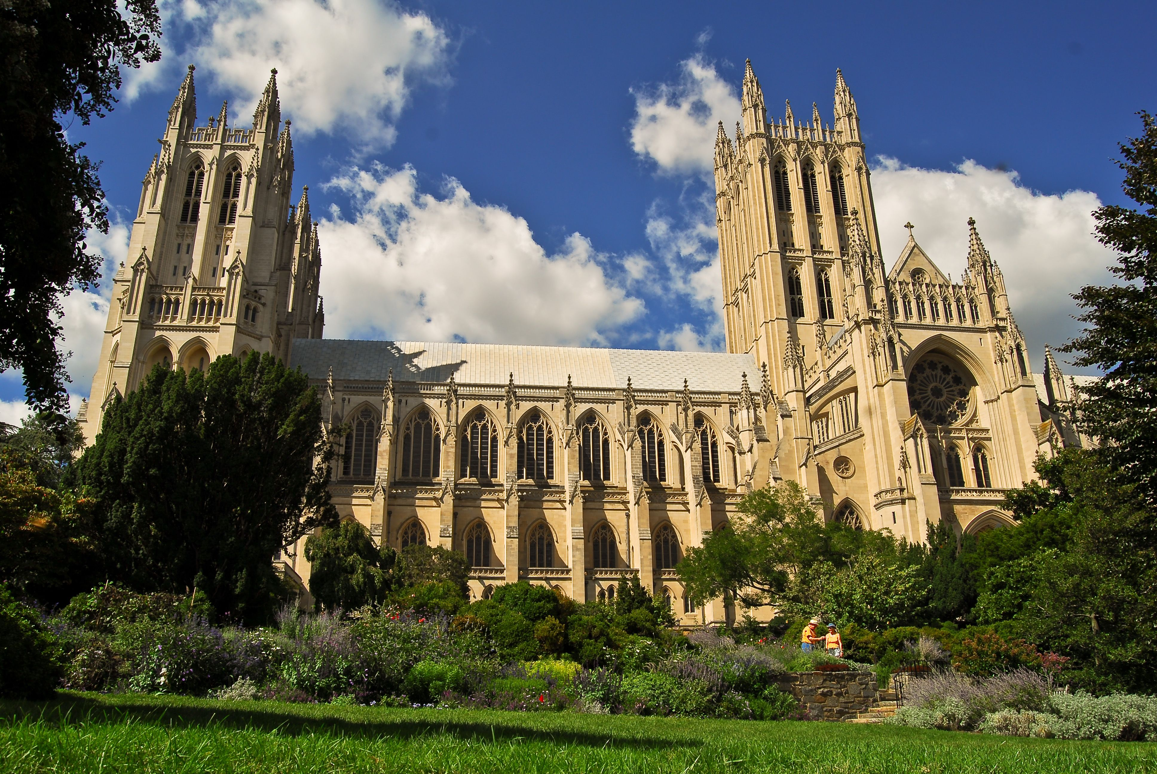 National Cathedral In Washington Dc Wow