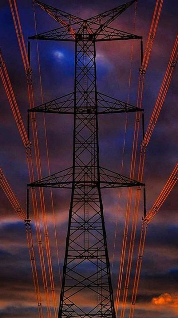 Epic Power Power Line Aesthetics In 2019 Transmission Tower