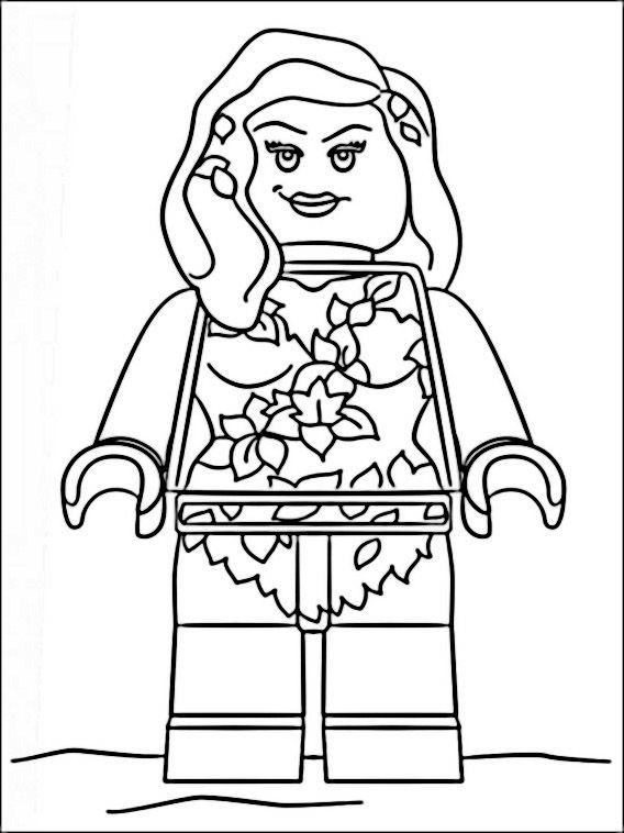 Lego Batman Coloring Pages 8 | Batman Party | Pinterest | Dibujos ...