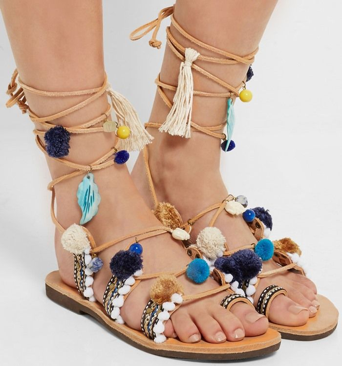 Inexpensive Mabu by Maria BK Beaded flat sandals Footlocker Pictures Cheap Online Buy Cheap Shop Offer Clearance Cheap Online Manchester Sale Online uhCch9g