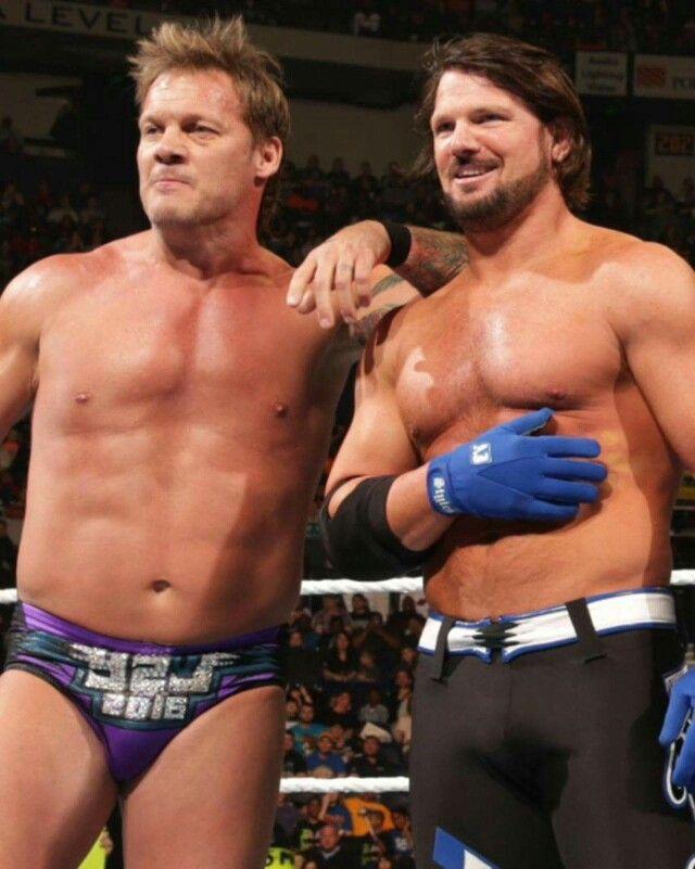 Chris Jericho & AJ Style
