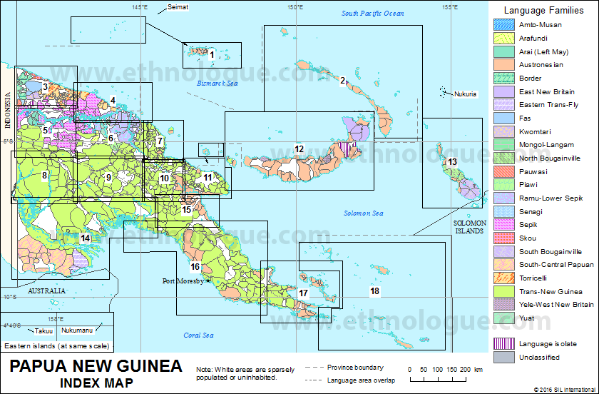 Papua new guinea language families by sil map png interesting papua new guinea language families by sil map png interesting maps pinterest sciox Image collections