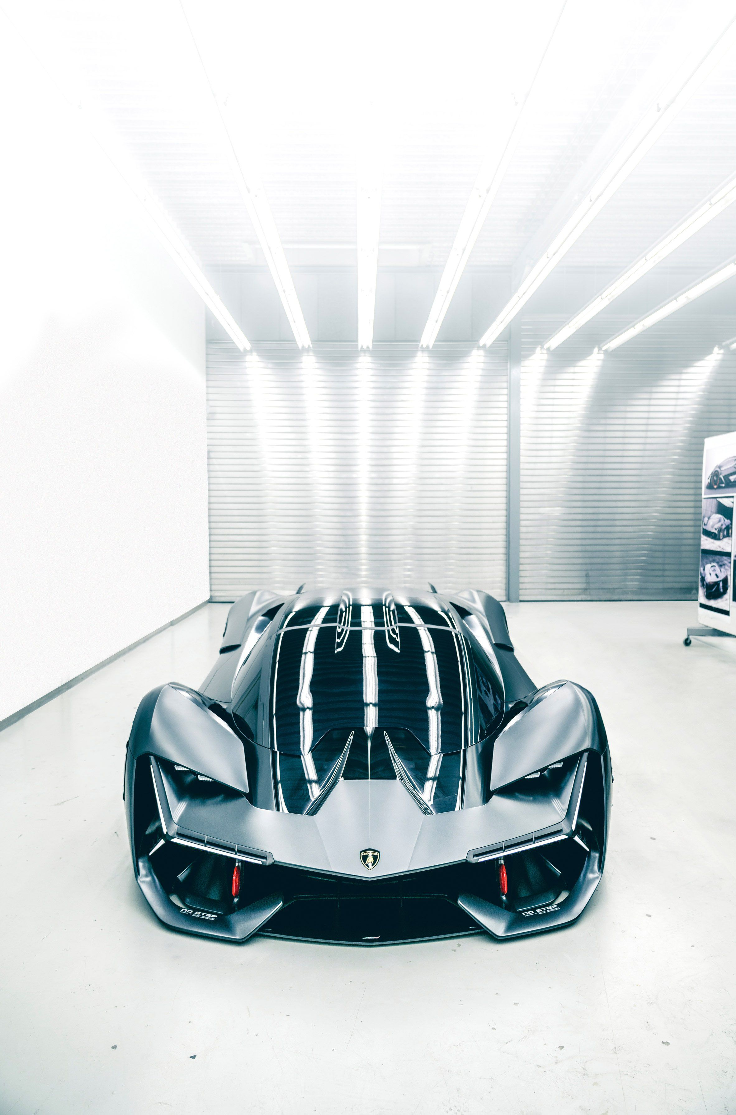 Lamborghini And Mit Redesign Sports Cars For The Third Millennium Sports Car Lamborghini Supercar Super Cars