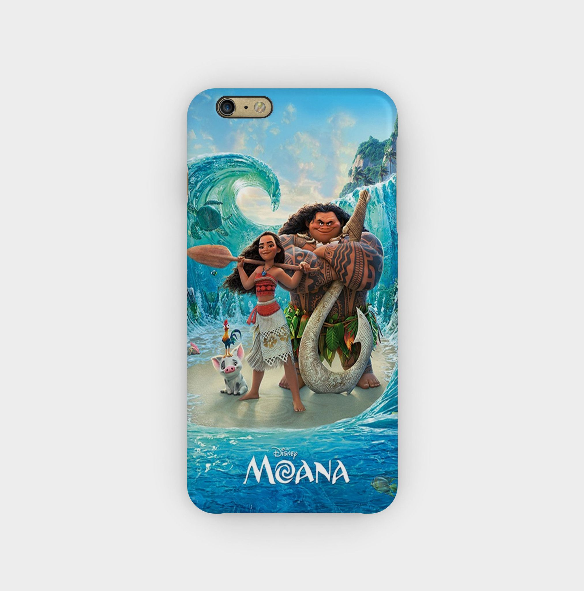 coque iphone 8 moana