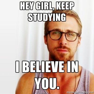 advice for freshmen exam memes for test pinterest hey girl