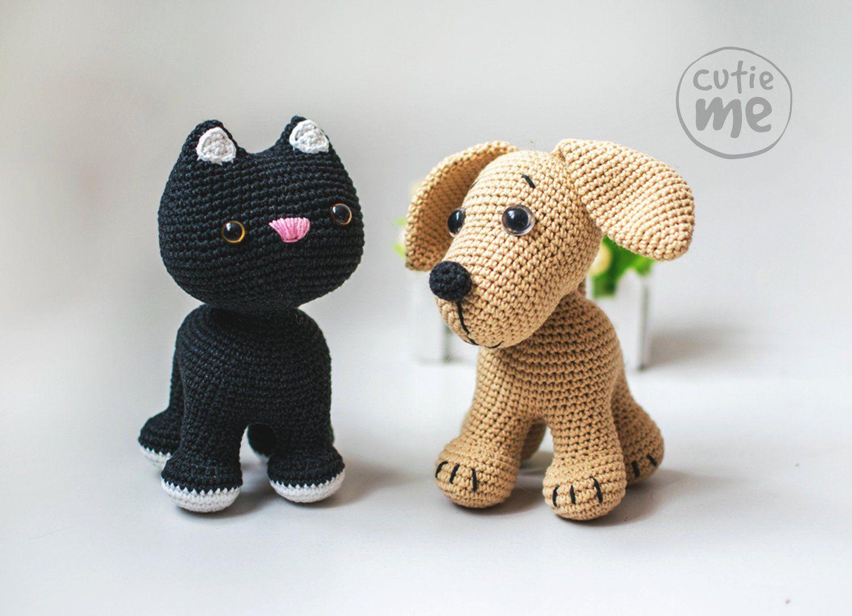 Free Crochet Cat Patterns - Crochet Now | 1083x1500