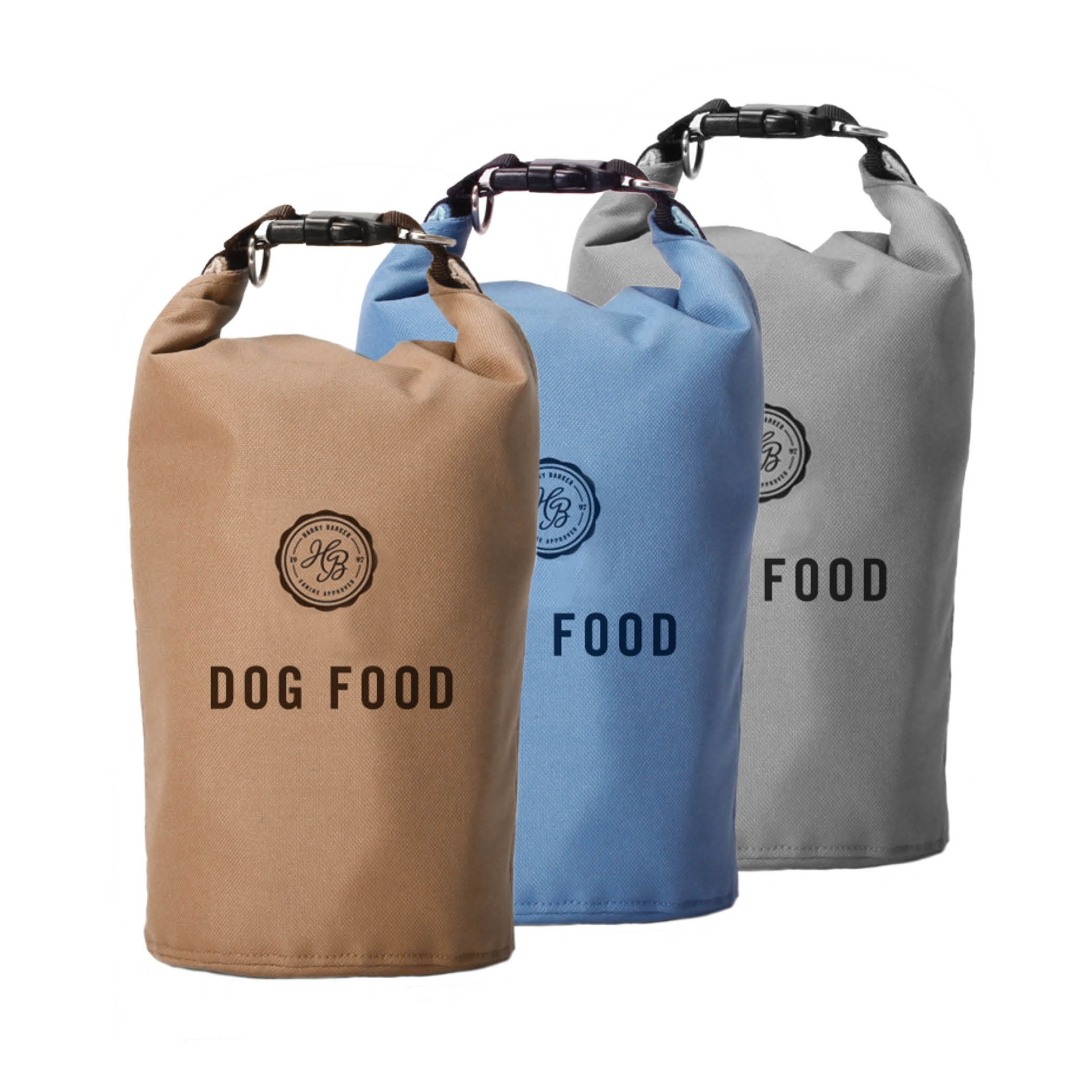 Perfect For The Outdoorsy Dog Travel Dog Food Storage Bag Food