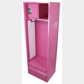 Pink Pro Stadium Locker