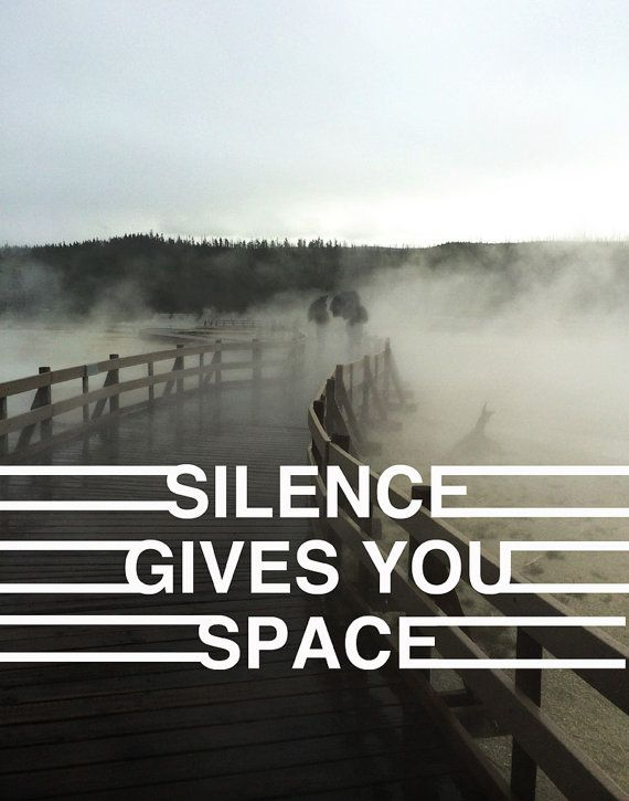 Silence Gives You Space Twenty One Pilots Fake You Out 11x14