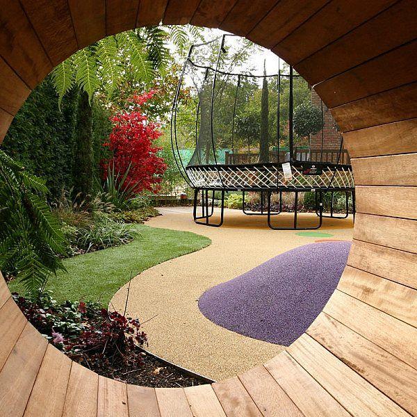 Children S Play Area Garden Design 51 Apl Awards 11 The Garden