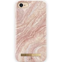 Photo of Fashion Case Sylvie Meis iPhone 7 Rosy Reef Marble iDeal of Sweden