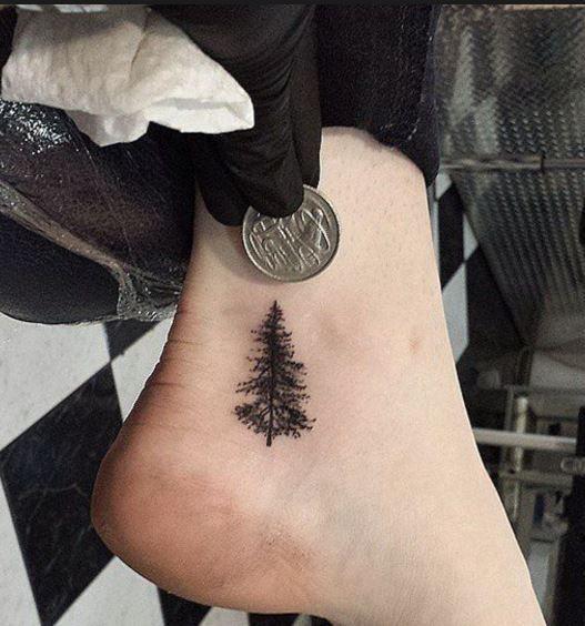 50 Tatuagens Delicadas Para Fazer Em Lugares Que Da Para Esconder