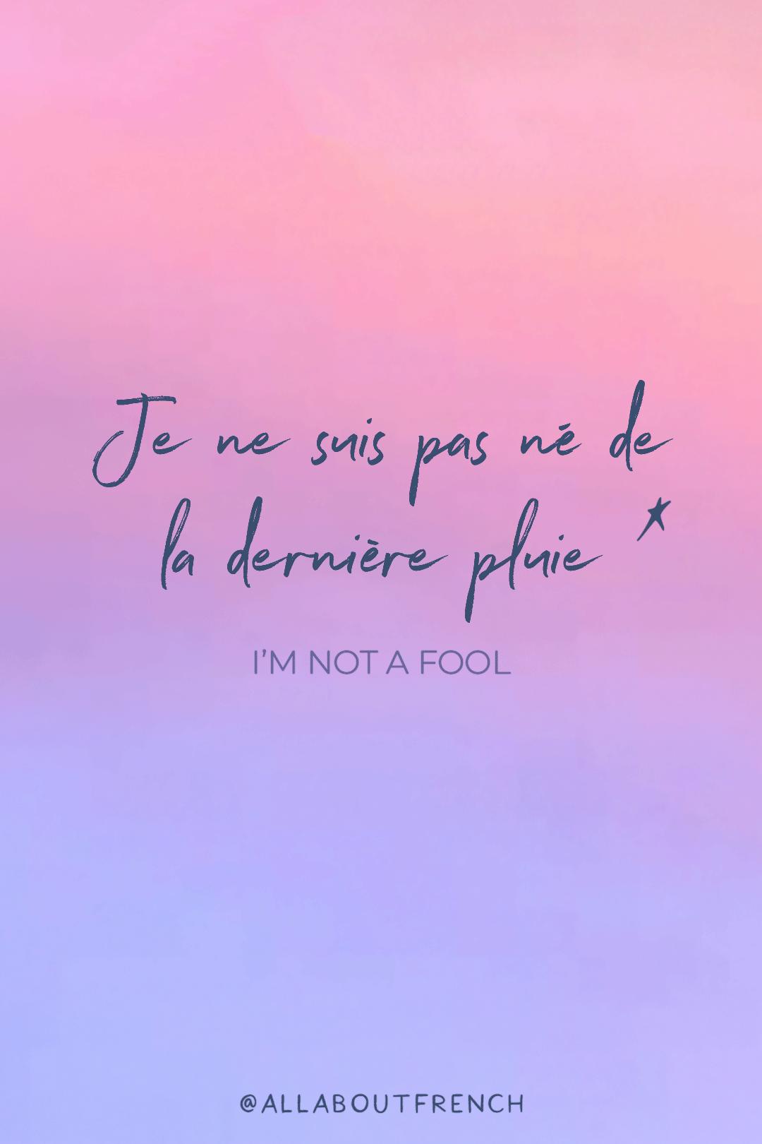 Né De La Dernière Pluie : dernière, pluie, Learn, Speak, French, Beautiful, Quotes, Words, French,, Quotes,, Basics