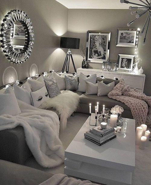 Pinelitza Saroolu On ▫ Home ▫  Pinterest  Living Rooms Stunning Interior Design For Living Room Decorating Design