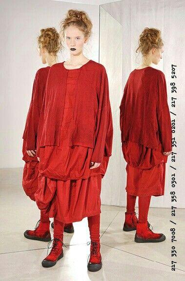 Rote Schuhe von RUNDHOLZ BLACK LABEL   Carlotta   Schuhe