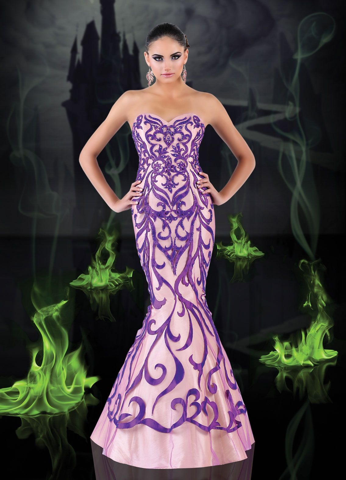 style from disneyenchanted prom choice my style