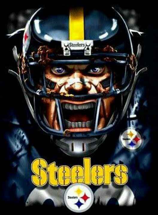 timeless design 22b23 6efe8 It's all about intensity Steelers Fans!!! … … | Steeler ...