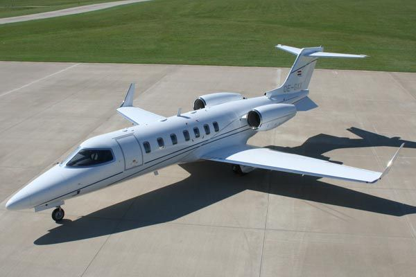 Learjet 45 - Available for Charter - Travel the world with
