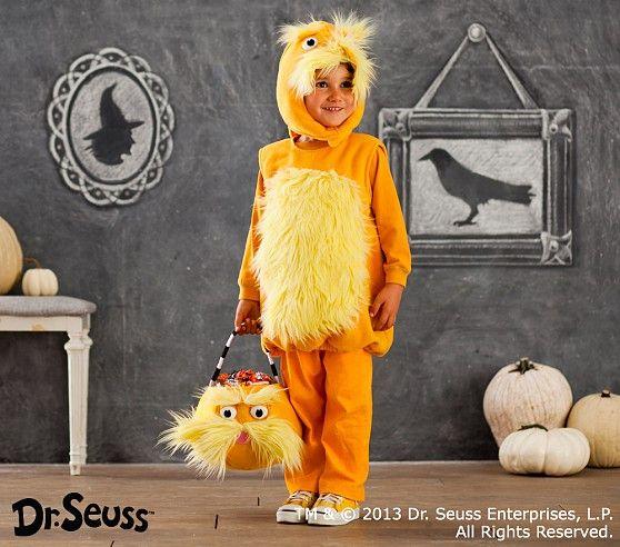 Dr Seuss\u0027s™ The Lorax Costume Pottery Barn Kids Adrian - dr seuss halloween costume ideas