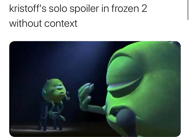 Disney S Frozen 2 Has Enchanted Our Winter And Warmed Our Hearts And These 10 Hilarious Memes Will Only M Funny Relatable Memes Funny Memes Stupid Funny Memes