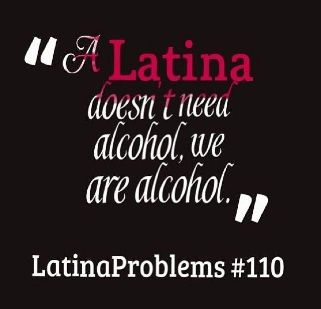 #latinaproblems