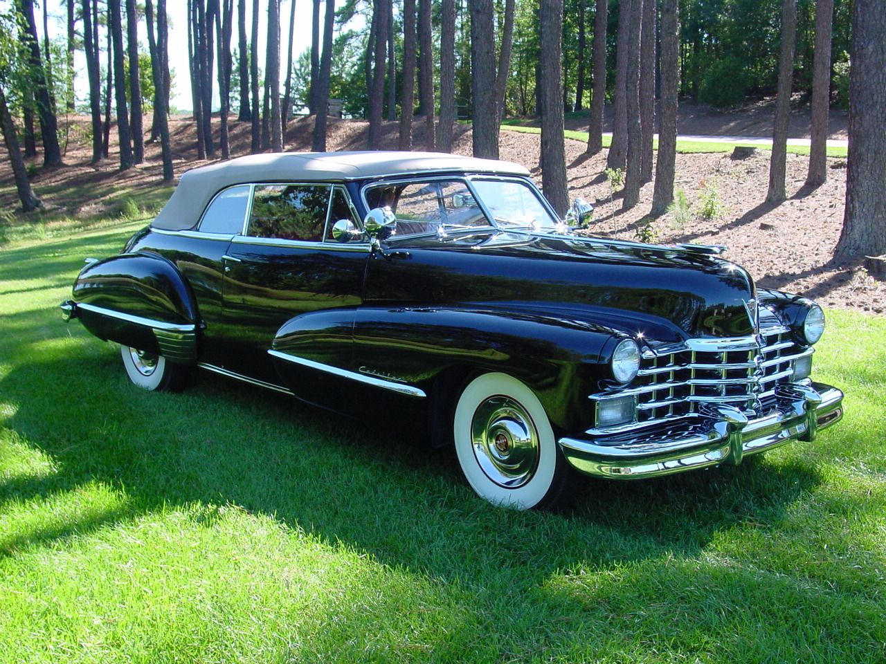 1947 Cadillac Series 62 Convertible Maintenance/restoration of old ...