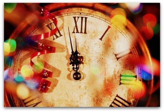 Full Hd New Year Countdown Clocks Wallpapers New Year Clock Clock Wallpaper Countdown Clock