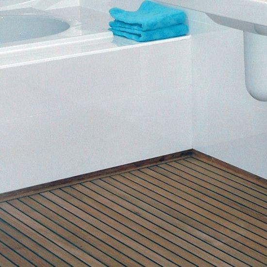 teak badkamer vloer - Google zoeken | BADKAMER | Pinterest ...