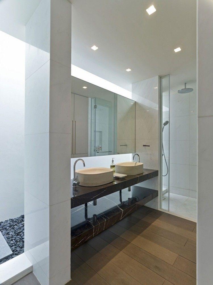 encimeras para lavabos de mármol