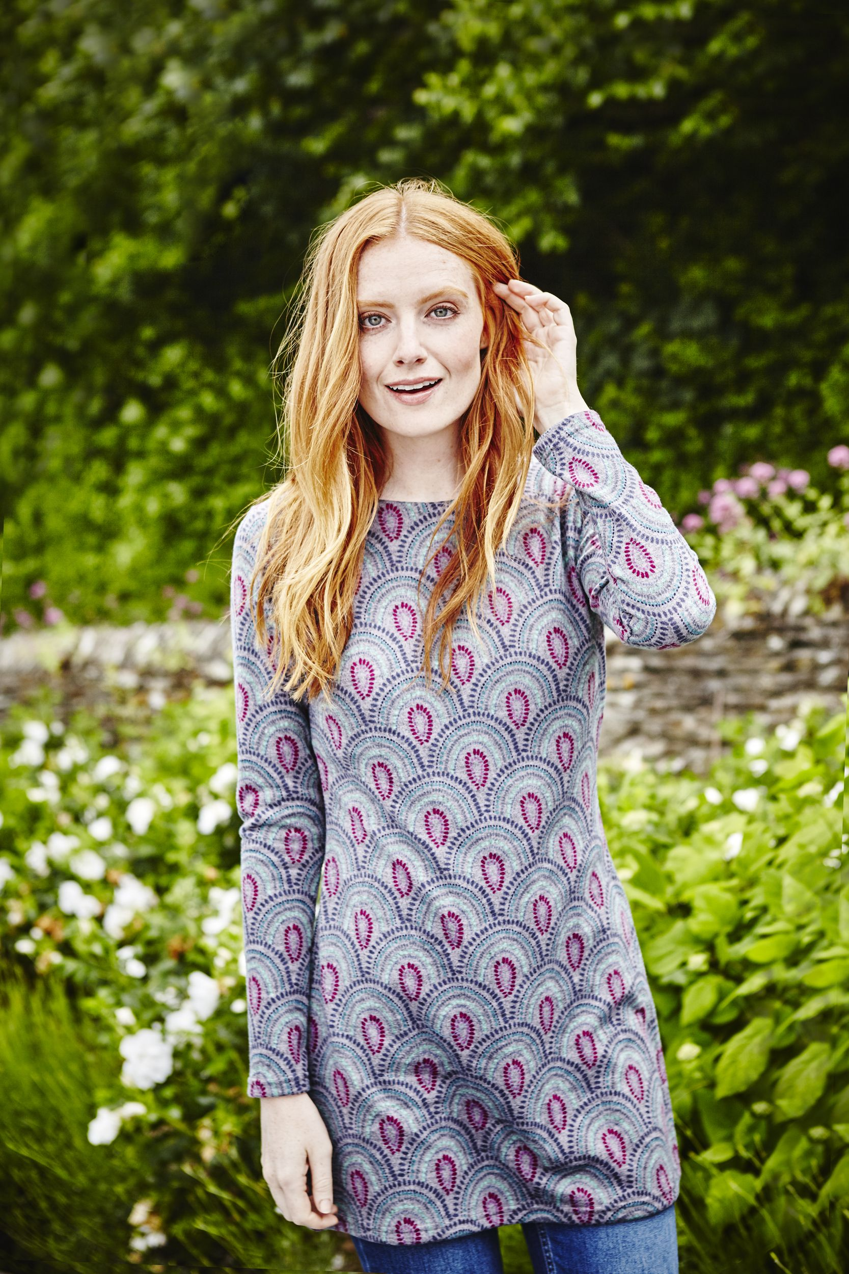 8a061b1ce Here's another gorgeous tunic heading into RAFT Clothing stores by Lily and  Me clothing that's just