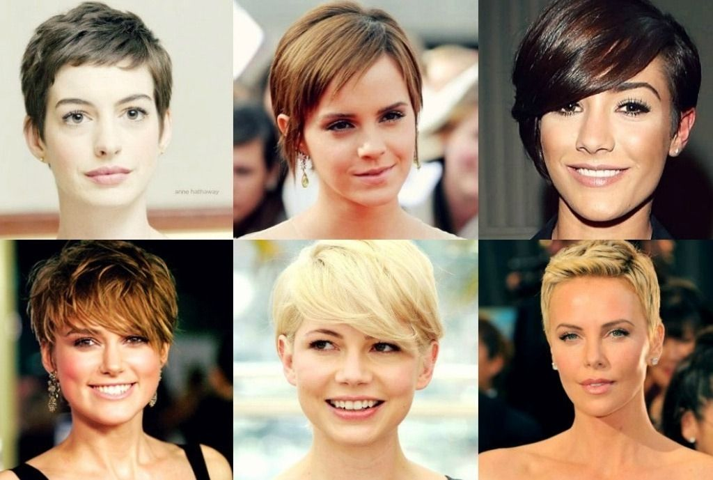 Types Of Hairstyles Types Of Pixie Haircuts  Hairstyle Archives  Hair  Pinterest